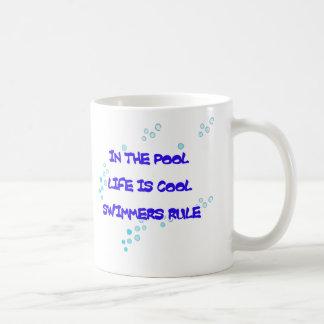Das Leben ist coole Tasse