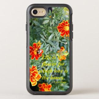 Das Leben ist die Blume OtterBox Symmetry iPhone 7 Hülle