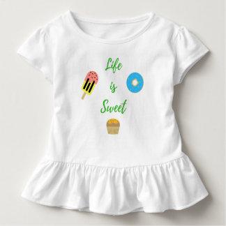 Das Leben ist - die Kleidung des Kindes süß Kleinkind T-shirt