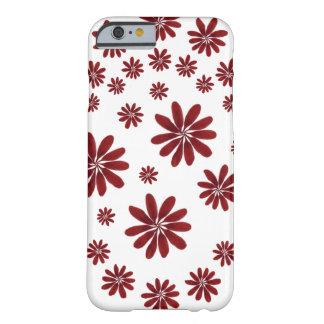 Das Leben ist ein Blumen-Telefonkasten Barely There iPhone 6 Hülle