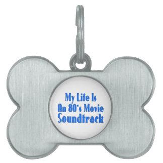Das Leben ist eine Achtzigerjahre Film-Filmmusik Tiermarke