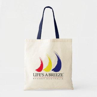 Das Leben ist eine Breeze™_Paint-The-Wind_Sydney Tragetasche