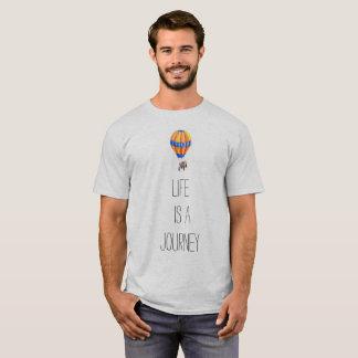 DAS LEBEN IST EINE REISE T-Shirt