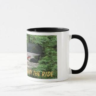 Das Leben ist eine Reise Tasse
