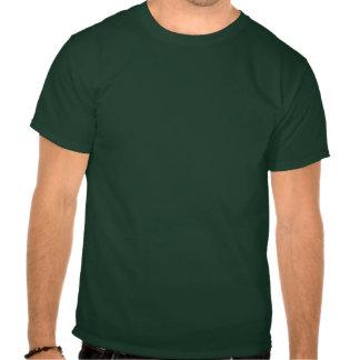 Das Leben ist einfacher Fisch-T - Shirt