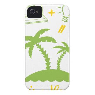Das Leben ist Ferien iPhone 4 Hüllen