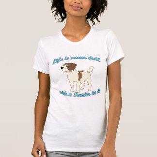 Das Leben ist nicht stumpf T-shirt