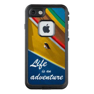 Das Leben ist und Abenteuer LifeProof FRÄ' iPhone 8/7 Hülle