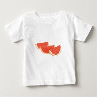 Das Leben ist wie eine Pampelmuse Baby T-shirt