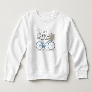 Das Leben zu inspirieren ist ein schönes Sweatshirt