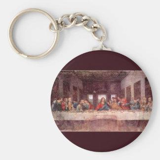 Das letzte Abendessen durch Leonardo da Vinci, Schlüsselanhänger