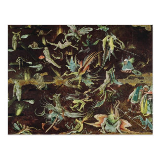 Das letzte Urteil, c.1504 Postkarte