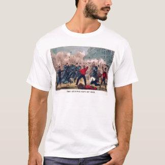 Das Lexington von 1861 durch Ives zivilen Krieg T-Shirt