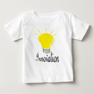 das Licht der Innovation Baby T-shirt