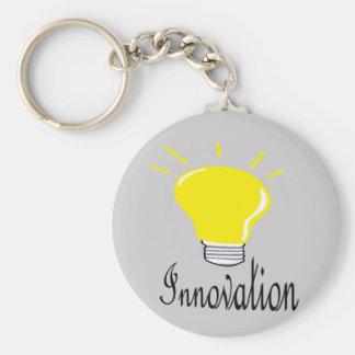 das Licht der Innovation Schlüsselanhänger