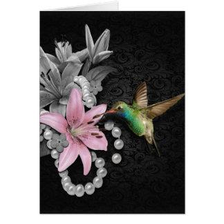 Das Lied des Kolibris Karte