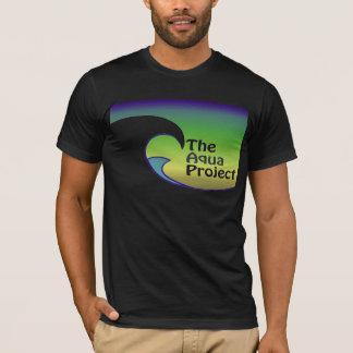 Das Logo ist Ihr - Aqua T-Shirt