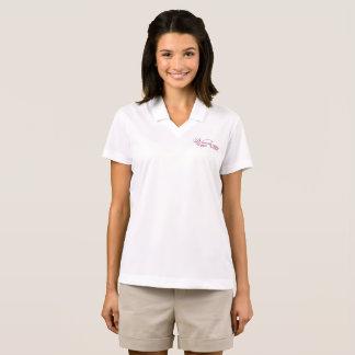 Das Logo-Polo der Vinmark Anwesen-Frauen Polo Shirt