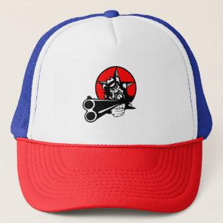 Das Logo Texas-Jungen Truckerkappe