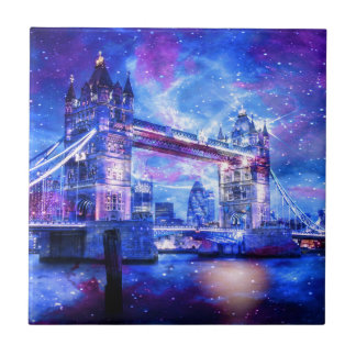 Das London-Träume des Liebhabers Fliese