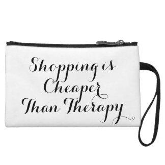 Das lustige Einkaufen ist billiger als