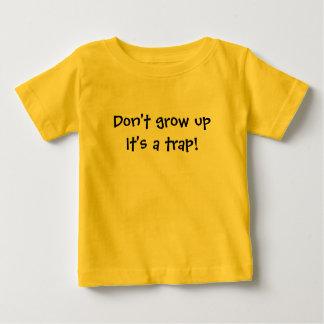 Das lustige Kindert-shirt wachsen es nicht ist Baby T-shirt
