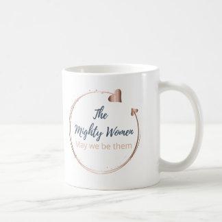 Das mächtige Frauen-Tasse ~ Mahatma Gandhi Kaffeetasse