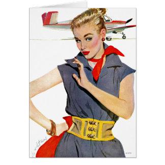 Das Mädchen, das Flugzeuge stahl Karte