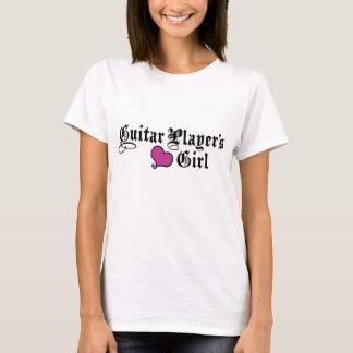Das Mädchen des Gitarristen T-Shirt