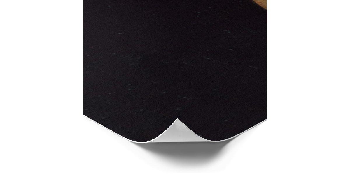 das m dchen mit dem perlen ohrring durch vermeer poster zazzle. Black Bedroom Furniture Sets. Home Design Ideas