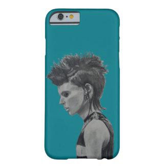 Das Mädchen unten rufen Fall an Barely There iPhone 6 Hülle