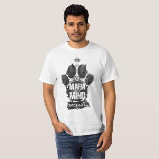 Das Mafia Tatze-Druck T-Shirt