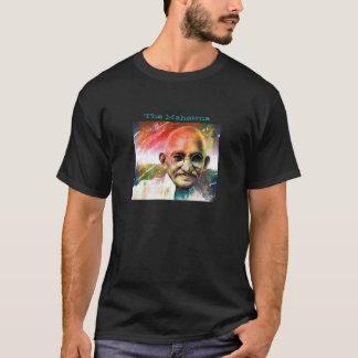 Das Mahatma- Gandhit-stück T-Shirt