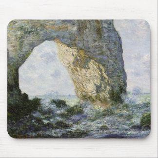 Das Manneporte durch Claude Monet Mauspad