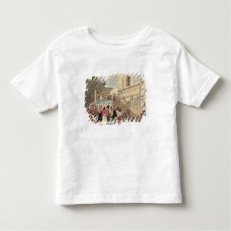Das Marionetten-Theater Kleinkinder T-shirt