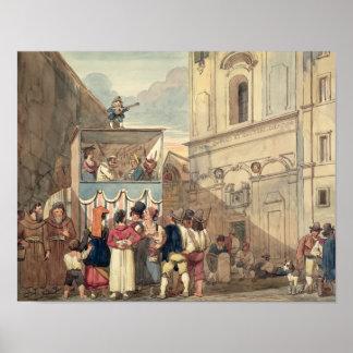 Das Marionetten-Theater Poster