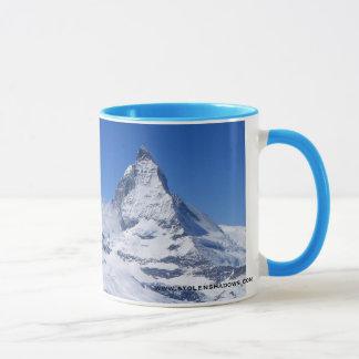 Das Matterhorn von Gornergrat Tasse