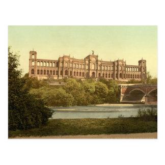 Das Maximillianeum, München, Bayern, Deutschland Postkarte