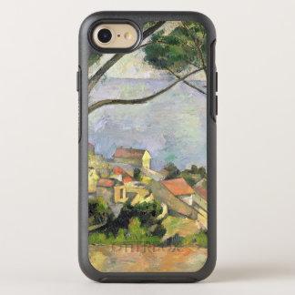 Das Meer an l'Estaque, 1878 OtterBox Symmetry iPhone 8/7 Hülle