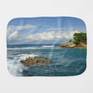 Das Meer von Labadee Spucktuch