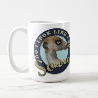 Das Meerkat mit Haltung Becher Kaffeetasse