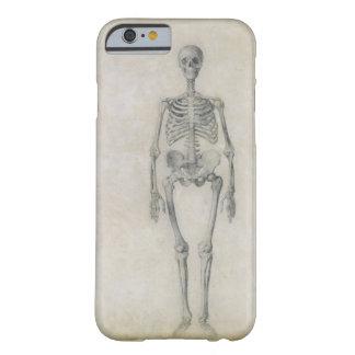 Das menschliche Skelett, vorhergehende Ansicht, Barely There iPhone 6 Hülle