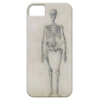 Das menschliche Skelett, vorhergehende Ansicht, vo iPhone 5 Cover