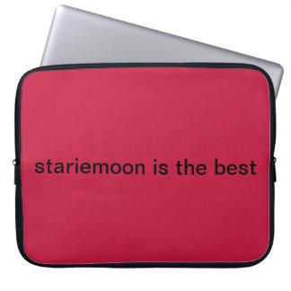 das merch von stariemoon (Laptopkasten) Laptopschutzhülle