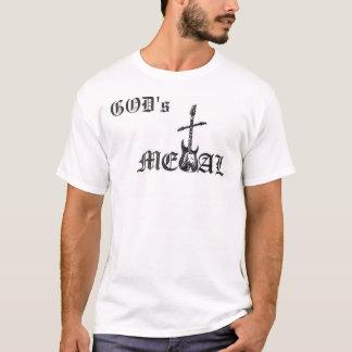 Das Metall des Gottes T-Shirt