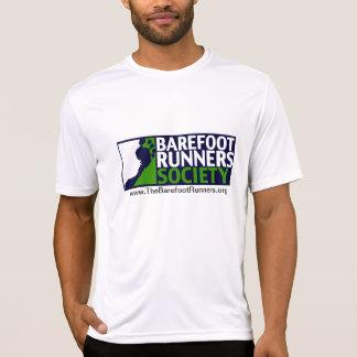 Das microfiber T, Logo der Männer+URL T-Shirt