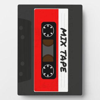 Das Mischungs-Band Fotoplatte