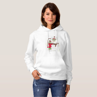 Das mit Kapuze Sweatshirt der Frauen