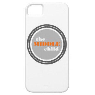 Das mittlere Kind iPhone 5 Etuis