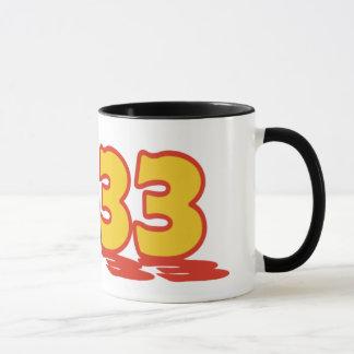 Das Modell 33 Tasse